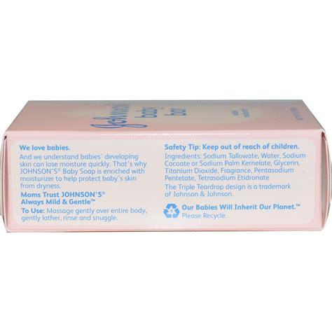 Baby Bar Soap johnson johnson baby bar soap 3 oz 85 g iherb