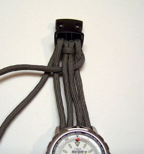 membuat gelang jam membuat tali jam keren kaskus