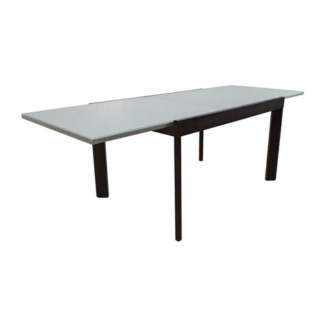 calligaris dining tables 75 calligaris calligaris extendable glass dining
