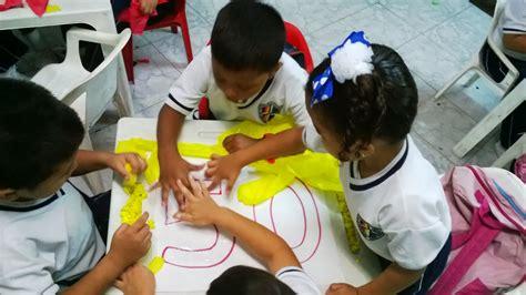 imagenes de niños trabajando matematicas aprendo y me divierto en el preescolar la magia del