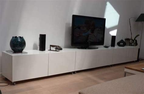 Banc Tele Ikea by Album 5 Banc Tv Besta Ikea R 233 Alisations Clients
