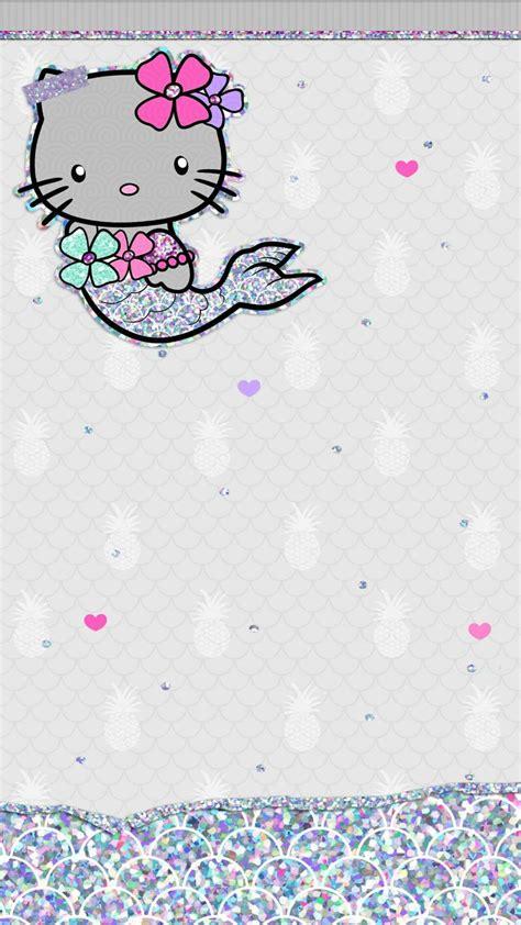 hello kitty mermaid wallpaper 2871 best images about hello kitty wallpapers on pinterest
