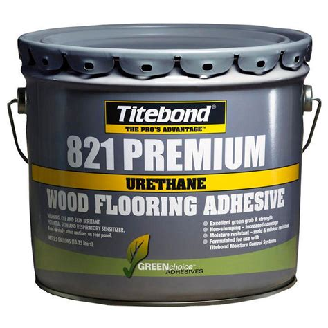 titebond 3 5 gal 821 premium flooring adhesive 8129 the