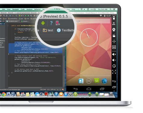 genymotion android studio plugins genymotion android emulator