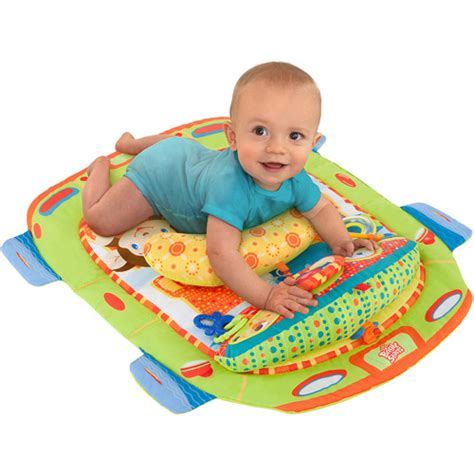 Bright Starts Play Mat by Bright Starts Tummy Cruiser Prop And Play Mat Walmart
