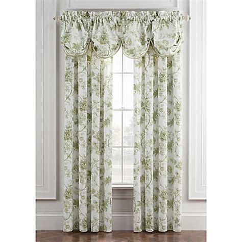 williamsburg curtains williamsburg burwell window curtain panels and valance