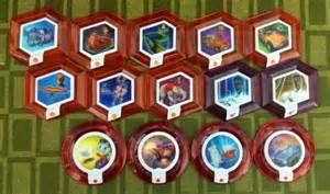 What Are The Disney Infinity Power Discs Disney Infinity 1 0 Power Disc By Firegirl1995 On