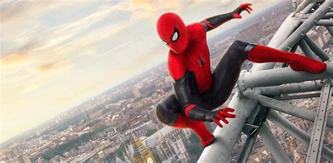 spider man   home posters released film