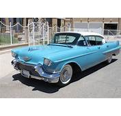1957 CADILLAC FLEETWOOD 4 DOOR SEDAN  Barrett Jackson