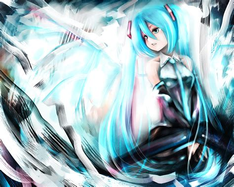 wallpaper anime hatsune miku hatsune miku anime wallpaper 35967662 fanpop