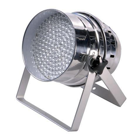 Oscled Par64 Outdoor Spotlight Stage Light 56x3w ledj led 64 floor par can stage band light polished