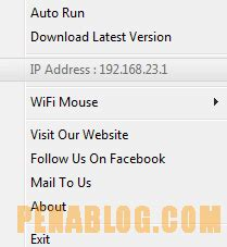 android mouse cara menjadikan android sebagai mouse dengan wifi mouse