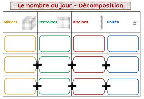 Le Calendrier Ce2 Le Calendrier Des Maths Le Nombre Du Jour Rituel De Ce2