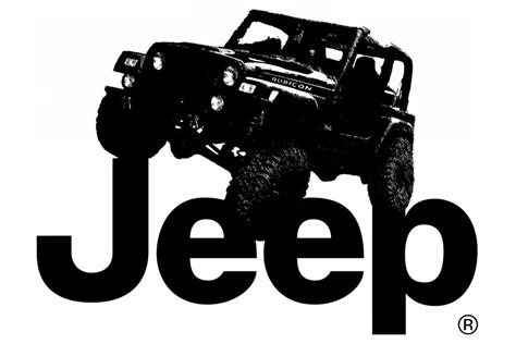 jeep wrangler logo jeep logo final wallpaper logos pinterest jeeps