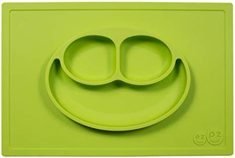 Silicone Plate Placemat Pinguin ezpz happy mat one silicone placemat plate eat kid friendly