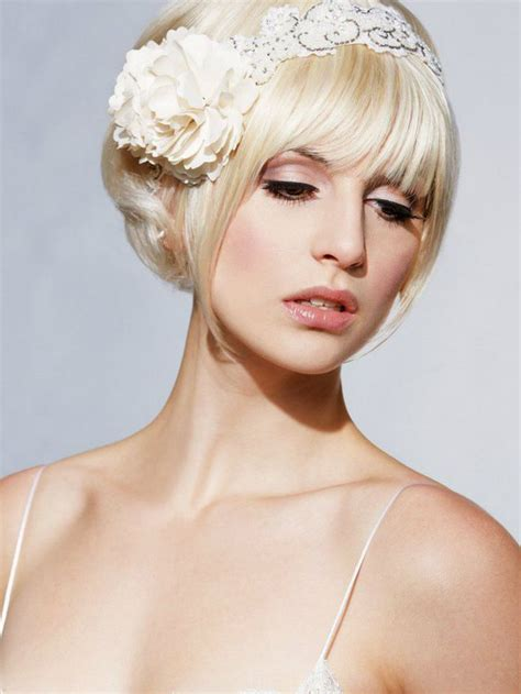 Wedding Hair With Bangs by Updo Hairstyles With Bangs Hair Is Our Crown