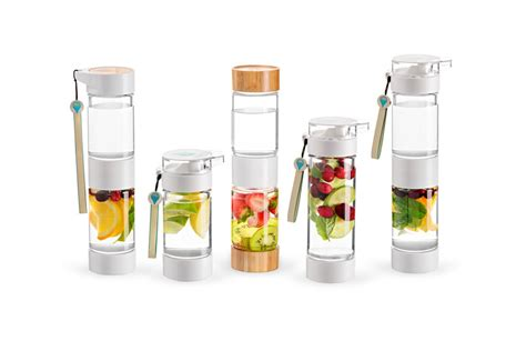 Infused Water Bottle Fruit Infused Water Bottles Never Looked So