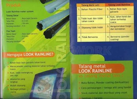 Talang Air Rumah Metal Baja 23 best talang air hujan 081288888273 talang lindab metal