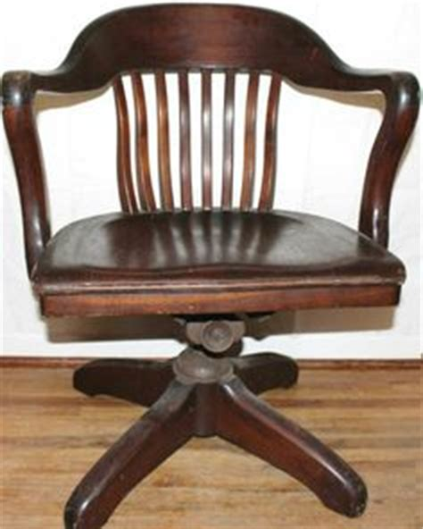 antique bankers chair repair antique bankers oak rolling desk chair 1920s wood casters