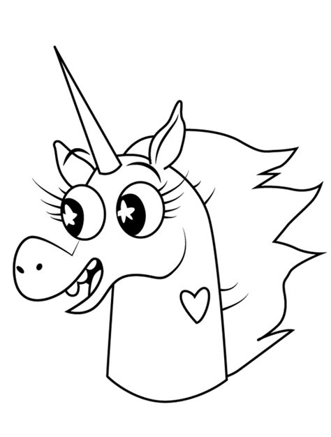 pony head coloring page star vs the forces of evil coloring pages print and sketch