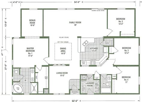 wide mobile home floor plans we offer a complete