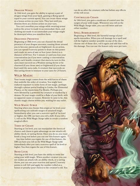 5e supplement d d 5e magic
