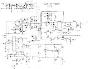 pc power supply schematic diagram wiring diagram website