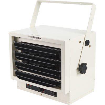 profusion heat ceiling mounted garage heater 17 065 btu