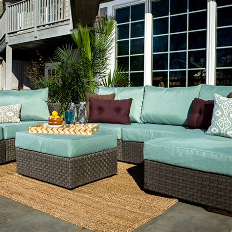 Lovesac Outdoor Outdoor Chaise Sectional Lovesac Touch Of Modern
