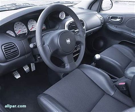 Srt4 Interior by The Dodge Srt 4 The Turbocharged Dodge Neon