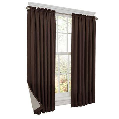 walmart thermal curtains thermal shield energy saving curtain walmart ca