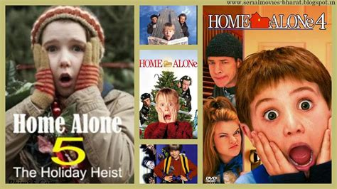 series home alone list