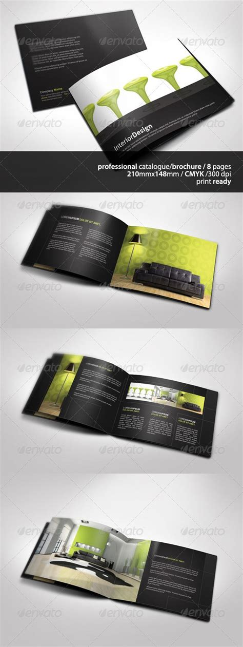 layout a5 brochure a5 brochure catalogue design brochure template and fonts