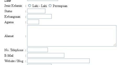 cara membuat web dengan notepad lengkap teknik komputer dan jaringan pemrograman web membuat
