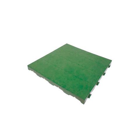 piastrelle 40x40 piastrella in plastica per pavimentazione giardino
