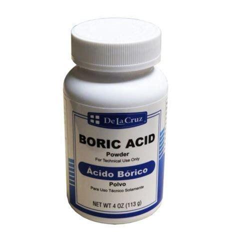 Bor Ic Boric Acid Powder Ebay