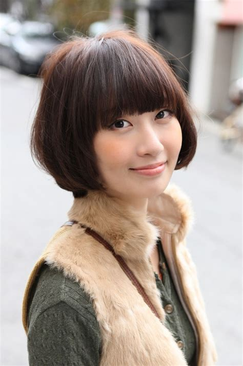 medium bob hairstyles japanese cute asian bob hairstyle 2013 hairstyles weekly