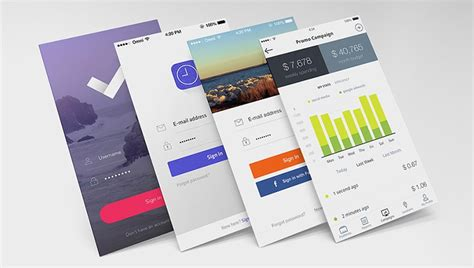 flat design app mockup 23 best mobile app mockup psd for your device