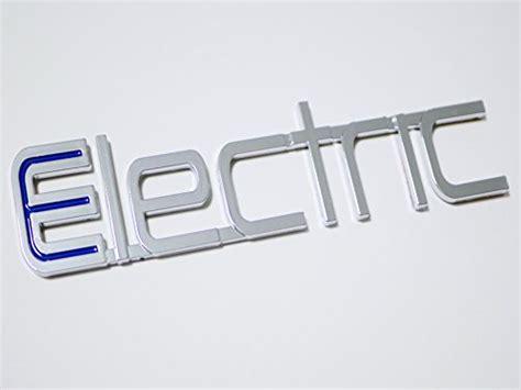 logo chevrolet 3d ev electric car 3d chrome bumper decal emblem for