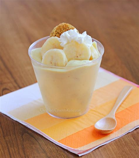 banana pudding the secret ingredient recipe
