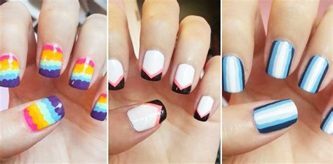 easy nail art designs step by step easy nail art designs for beginners step by step
