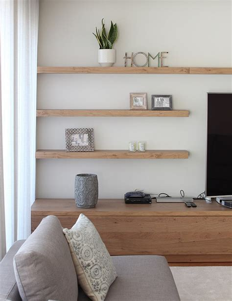 stylische regale stylish floating shelves for adorable look of your home