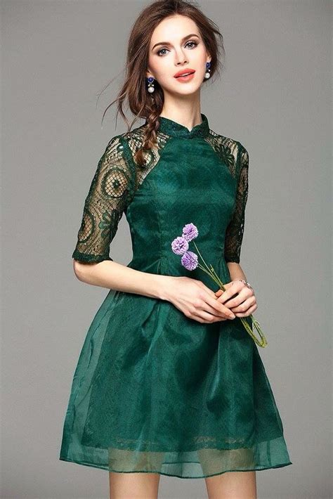 Modern Fashion Cheongsam Black 701 best fashion modern images on