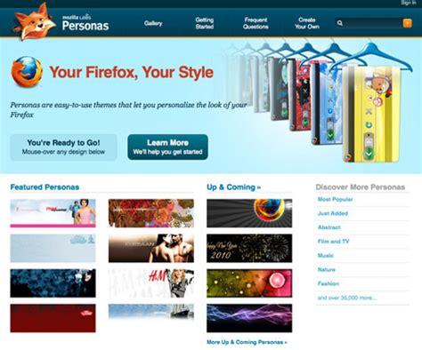 temas para firefox temas para firefox personalizar mozilla firefox