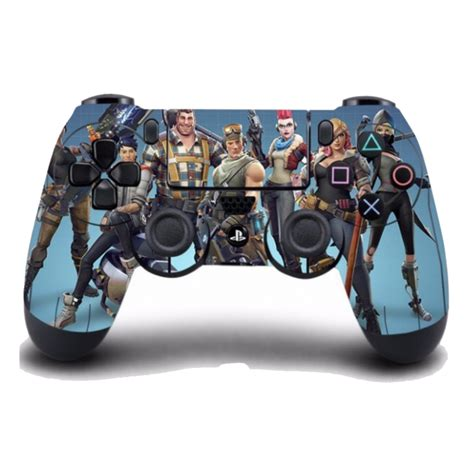 autocollant pour manette ps boutique fortnite