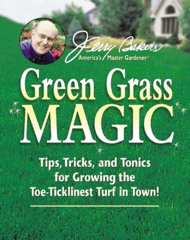 fergus and the greener grass books baker jerry i biography