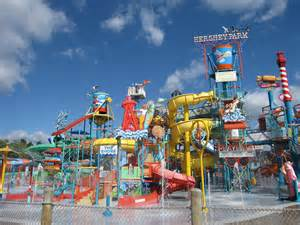 hershey trip planner theme park family vacations