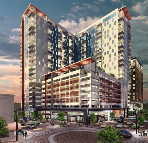 Lifetime Fitness Garden City Ny Bohler Project 23 Story Apartment Tower In Ta
