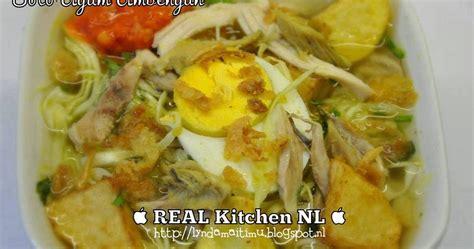 real kitchen nl soto ayam ambengan