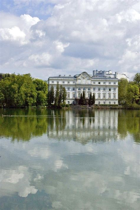 where is the sound of music house schloss leopoldskron the sound of music house salzburg austria photo by margaret